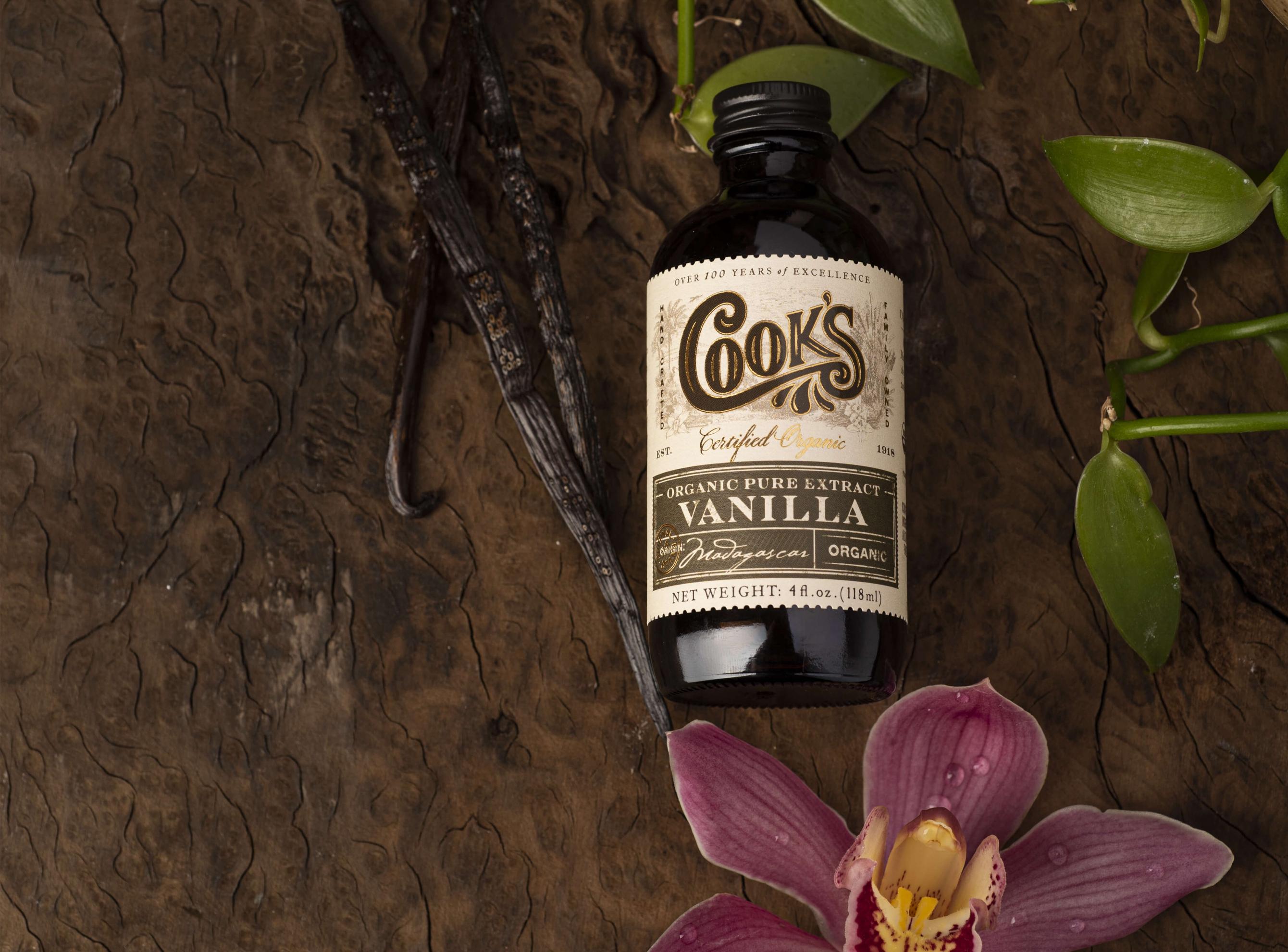 Organic Vanilla & Flavorings